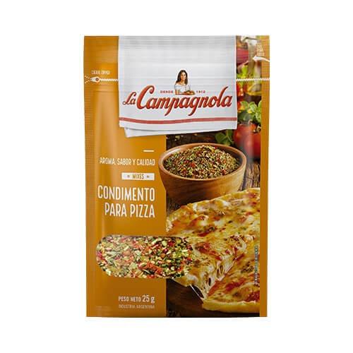 Condimento para Pizza