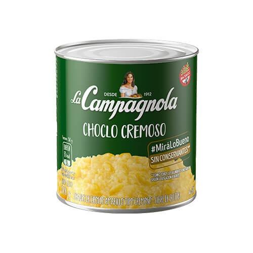 Choclo Cremoso